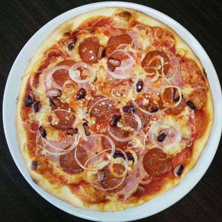 Maffia pizza