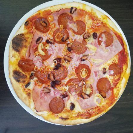 Pokol pizza