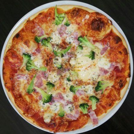 Piemontese pizza