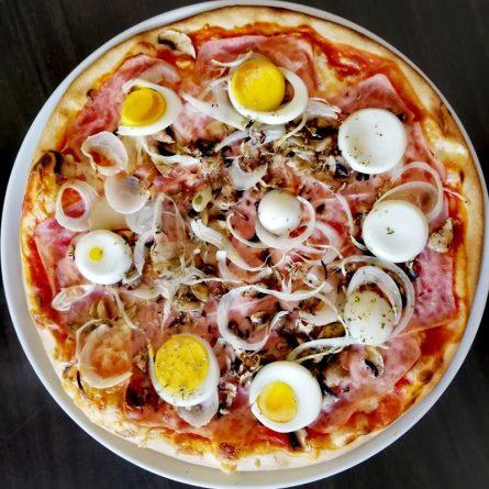 Szicília pizza
